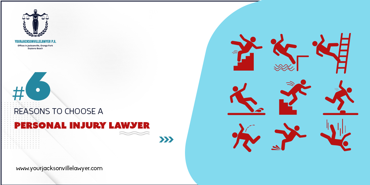 6 Reasons To Choose A Good Personal Injury Lawyer